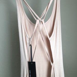 Bodycon backless dress